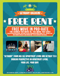Make Your Own Flyers Online Free 300atc Free Rent Flyer Apartment Marketing Make Your Own Pins