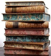 old books with marbled edge paper e books while they have their merits just cannot hold a candle to the real thing