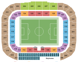Red Bull Arena Seating Chart 2020 New York Red Bulls Season Tickets Includes Tickets To