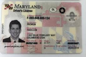 Scannable Id com Maryland Fake Buy Ids Premiumfakes