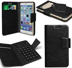 ZTE V887 PU Leather Suction Pad Wallet ...
