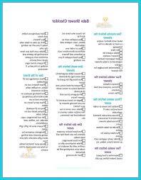 Baby Shower Best Baby Shower Planning Checklist Unique Baby Shower