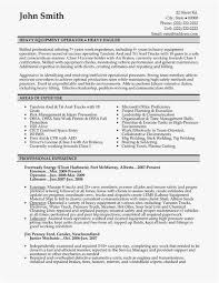 Machine Operator Resume New Template Here To Download This Heavy