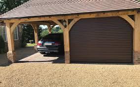 roller garage door installation