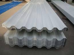 corrugated iron profiled metal sheeting for uk