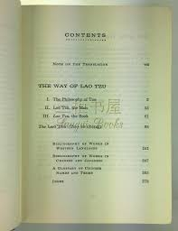 the way of lao tzu tao te ching translated introductory   introductory the way of lao tzu tao te ching translated introductory
