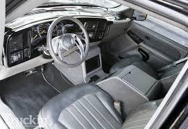 1999 Chevy Silverado - 22 Inch Rims - Truckin' Magazine