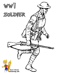 Free printable battle of iwo jima coloring sheets. Historic Army Coloring Page Military Army Picture War Free