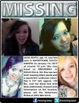North dekota missing teens found