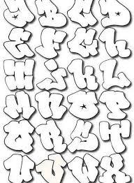 Bubble Letters Font Graffiti Fonts Mr Wiggles Graffiti Alphabet Graffiti Bubble