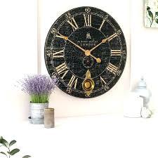 office wall clocks. Wall Clocks For Office Decorative Saint Clock