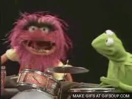animal muppet drums. Exellent Animal Drums Muppets GIF To Animal Muppet D