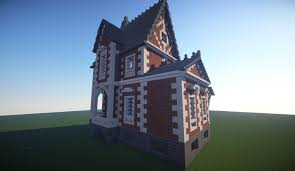 the old lady s house minecraft ideas brick 2