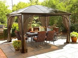 sears monaco gazebo replacement canopy by sears gazebo sears garden oasis fair oaks highland gazebo
