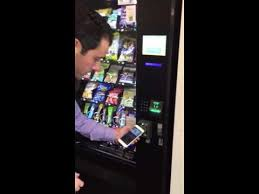 How To Get Free Things Out Of A Vending Machine Cool Apple Pay Vending Machine YouTube