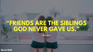 26 Short Friendship Quotes With Images