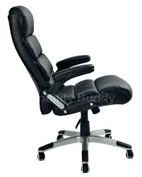 Desk Chairs : Executive Office Chair Brown Leather Berlin Review ...