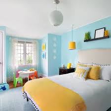 Blue And Yellow Bedroom Ideas 2