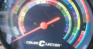 Color C Lector Chart West Neck Creek Ramblings A Blast From The Past