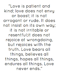 Love Is Patient Love Is Kind Quote Adorable Download Love Is Patient Love Is Kind Quote Ryancowan Quotes