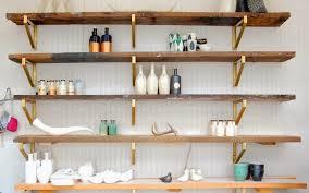 Gold Floating Shelves Inspiration Floating Shelf Brackets Metal 32 Image Wall Shelves