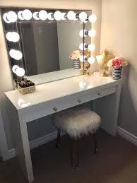 Diy Makeup Vanity Furniture Trendy Makeup Vanity Homemade Vanity