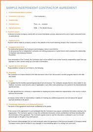 Managed Service Contract Template With Agreement Templ On Managed ...