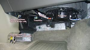 blower motor harness and transistor replace (pictures) courtesy of Trailer Wiring Harness Honda Ridgeline an error occurred honda ridgeline trailer wiring harness