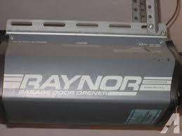 raynor garage door opener3 Raynor Garage door openers  for Sale in Peosta Iowa Classified