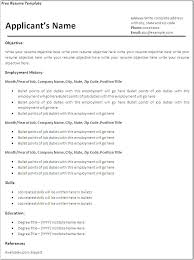Completely Free Resume Template Inspiration Resume Buildercom Free Gyomorgyuru