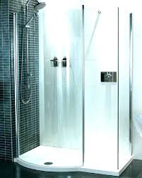 one piece bath shower unit one piece tub shower units home depot lovely one piece tub