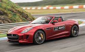 2016 Jaguar F-type Manual and AWD First Drive   Review   Car and ...