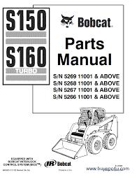 bobcat s150 parts diagram diagram bobcat 763 parts diagram bobcat s150 s160 turbo parts manual pdf