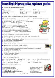 Elementary Grammar Worksheets Worksheets for all | Download and ...