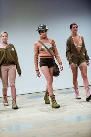 Northumbria University Fashion Design Northumbria Presents The Future Stars Of The Fashion