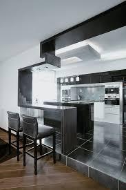 wonderful white black wood glass black mini bar home