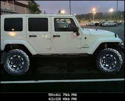 jeep wrangler white 4 door.  White Click Image For Larger Version Name Image2734956136jpg Views 628 Size Intended Jeep Wrangler White 4 Door A