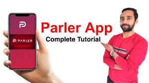 New App | Download the Parler App before it goes Viral in India | How to  use tutorial 2021 - YouTube
