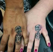 модные парные татуировки для влюбленных фото