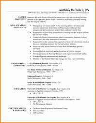 50 Luxury Nursing Resume Templates Simple Resume Format Simple