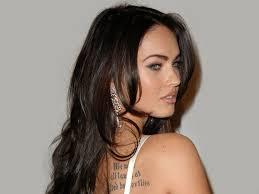 Megan Fox Tattoo Wallpaper 45888