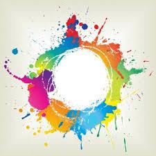 art background images. Modren Background Abstract Grunge Background With Paint Splats Inside Art Background Images O