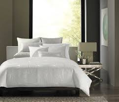 hotel collection bedding luminescent contemporary bedroom