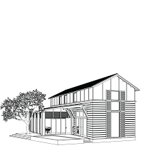 The Perfect Four Bedroom Contemporary Cottage Neat House Plans