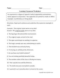 Homeschool Language Arts Worksheets Worksheets for all   Download ...