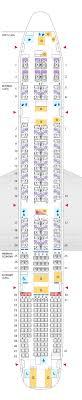 boeing 777 300er seat map in flight