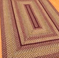 primitive area rugs checker berry jute star