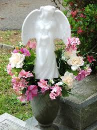 Solar Grave Decorations The Creators Of The Solar Light Cross Solar Light Angel Grave Frame