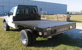Knapheide Westerner Flatbed Bodies - Dejana Truck & Utility Equipment