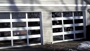 build a pive solar garage door
